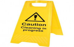 Caution Wet Floor Signage by Mars Traders - Suppliers Professional Cleaning & Garden Machines