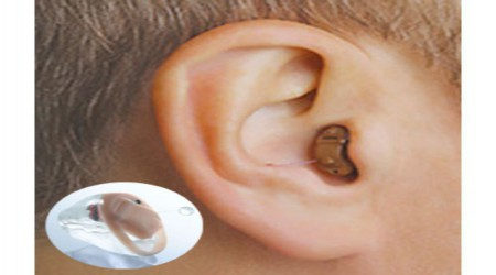 CIC Hearing Aid by Claritone Hearing Aid Center