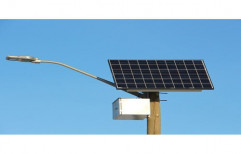 Commercial Solar Street Light by Future Solutions