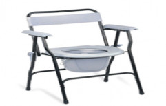 Commode Chair (Model No-CC-106) by Chamunda Surgical Agency