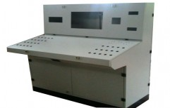 Control Desk Panel by Stamptek CNC Fabrication Private Limited