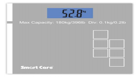 Digital Weighting Scales by Saif Care