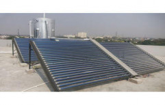 Domestic Solar Water Heater by IGO Solar