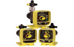 Electronic Metering Pumps by Hydrotherm Engineering Services