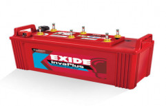 Exide InvaPlus Battery by Bhagat Solutions