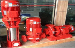 Fire Fighting Pump by Mach Power Point Pumps India Private Limited