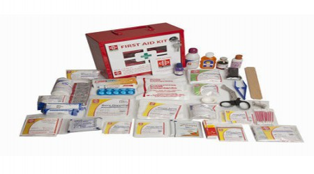 First Aid Box Wall Mountable Type by Innerpeace Health Supports Solutions