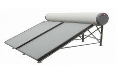Flat Panel Solar Water Heater by Sun Solar System
