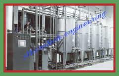Fruit Juice Processing Plant by Micro Tech Engineering