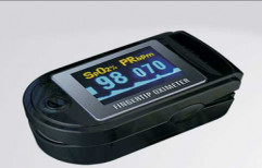 FTP101 (Fingertip Pulse Oximeter) by Chamunda Surgical Agency