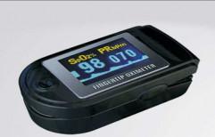 FTP101 (Fingertip Pulse Oximeter) by Chamunda Surgical Agency