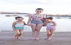 Girls & Ladies Kids Swimming Costume by Ananya Creations Limited