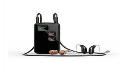Hearing Aid Streamer by Orange City Hearing Aid Center