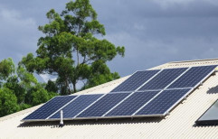 Home Rooftop Solar System by AR Ruby Solar Power Private Limited