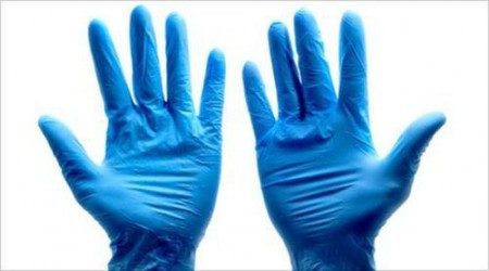 Hospital Gloves by Medi-Surge Point