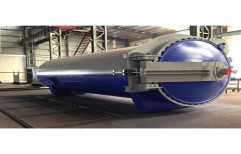 Industrial Autoclaves by Servo Enterprisess