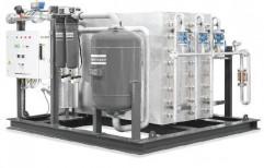 Industrial Nitrogen Generator by S.k. Associates