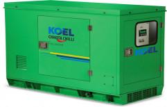 Kirloskar Silent Diesel Generator by Prem Engineering Private Limited