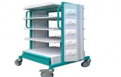 Laparoscopic Trolley by I V Enterprises