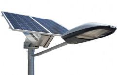 LED Solar Street Light by Sunya Shakti Manufacturer LLP