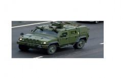 Liaison Vehicles by Naugra Export