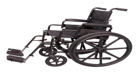 Manual Wheelchair by Sun Distributors