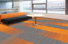 Office Carpet Tiles by Sajj Decor