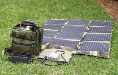 Portable Solar System by Radha Energy Cell