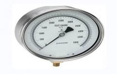 Precision Test Pressure Gauges by Sai Enterprises