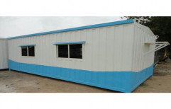 Prefabricated Movable Guest Office by Anchor Container Services Private Limited