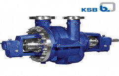 Radially Split Volute Casing Pump by KSB Pumps Limited