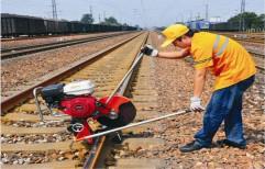 Rail Cutting Engine by B.D.J. International