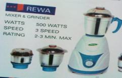 REWA- Three Jars Mixer & Grinder by Shiv Darshan Sansthan