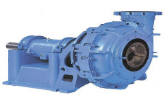 Rubber Lined Slurry Pumps by Mackwell Pumps & Controls