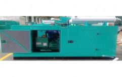 Silent Diesel Generator by S. P. Industries
