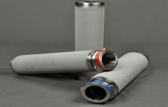Sintered Metal Filter by Sanipure Water Systems