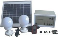 Solar Home Lighting System by Manya Associates