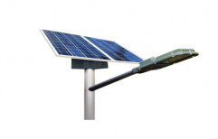Solar LED Street Light by The Wolt Techniques