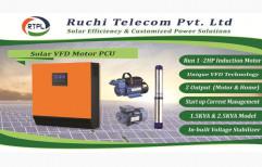 Solar Motor PCU by Ruchi Telecom Private Limited