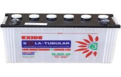 Solar Panel Battery by RayyForce