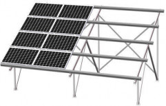 Solar Panel Mounting Structure by Kunal Electricals