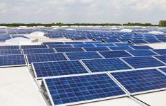 Solar Power Plant by Sunya Shakti Manufacturer LLP