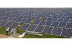 Solar Power Plant by Creative Energy Solution