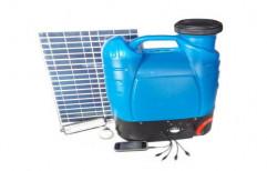 Solar Sprayer by Ganapathy Agro Industries