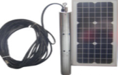 Solar Submersible Pumps by Recon Energy & Sustainability Technologies