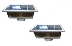 Solar Traffic Blinker Light by Jainsons Electronics