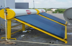 Solar Water Heater by Megawatts Resources And Solutions