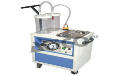 Standard Consumables Suction Unit by Advanced Technocracy Inc.