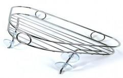 Triangle Steel Wire Sink Shelf by Shree Nathji Steel Arts