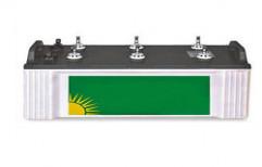 Tubular Solar Battery by Milan Sour Urja Kendra